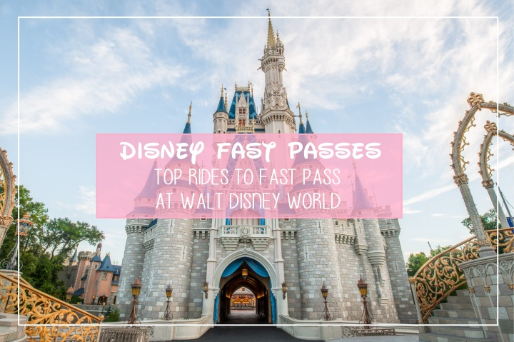 Top Fast Pass Attractions!